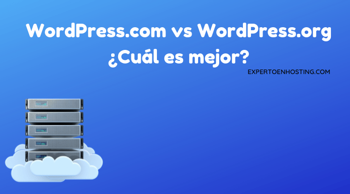 Wordpress.com vs Wprdpress.org 2